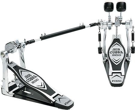 Iron Cobra 200 Twin Pedal