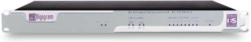 Digigram ES8IN-XLR Audio Bridge, EtherSound ES8IN-XLR