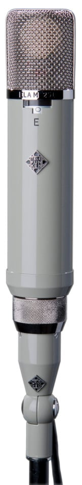 Multi-Pattern Tube Condenser Microphone