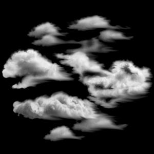 Glass Gobo, Cloud 7