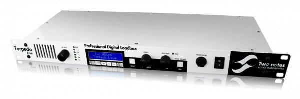 Digital Loadbox with Speaker Simulation and Digital Miking, 100W RMS