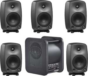 5.1 Surround Loudspeaker System
