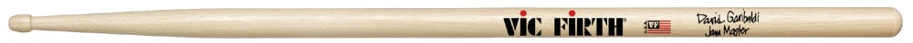 Vic Firth JM David Garibaldi Jam Master Drumsticks with Wood Barrel Tip JM