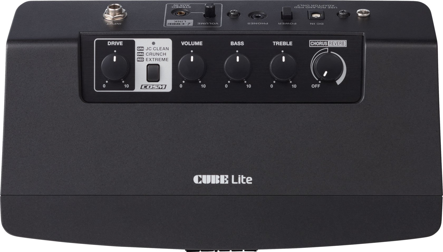 10W Modeling Guitar Amplifier with COSM Tones, iOS Interfacing