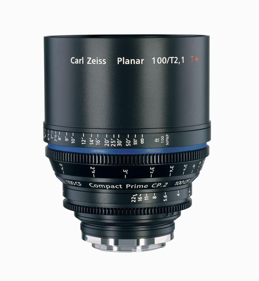 CP.2 100mm f/2.1 Compact Prime Cine Lens,  EF Mount, 1842-771