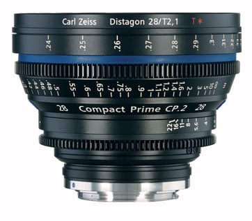CP.2 28mm f/2.1 Compact Prime Cine Lens, EF Mount, 1834-248