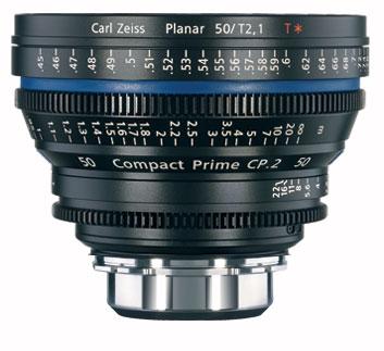 CP.2 50mm f/2.1 Compact Prime Cine Lens, PL Mount, 1835-434