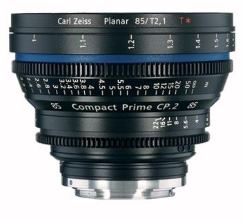 CP.2 85mm f/2.1 Compact Prime Cine Lens, EF Mount,1794-636