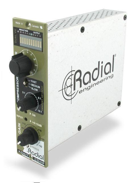 500 Series Compressor/Limiter Module