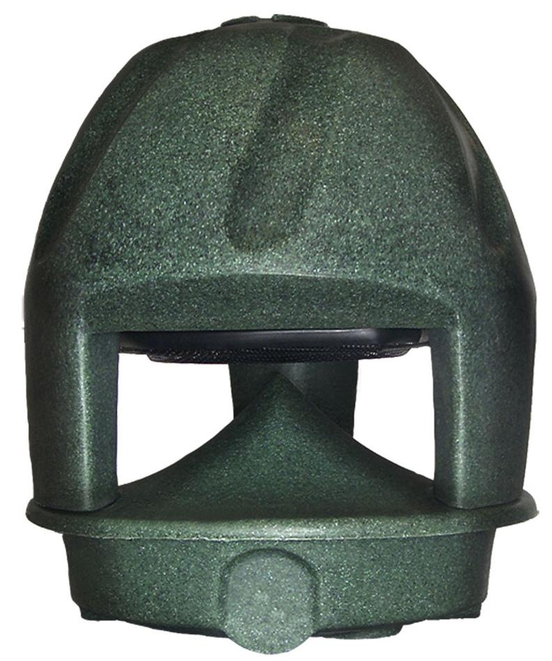 "8"" 100W Coaxial Outdoor Speaker in Granite Green"
