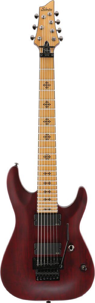 7 String Jeff Loomis Signature with Floyd Rose Bridge