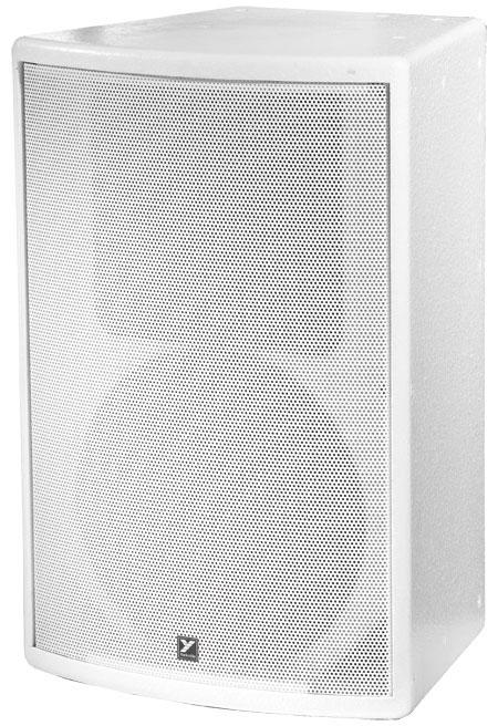 """12"""" 400 Watt Install Speakers, White"""