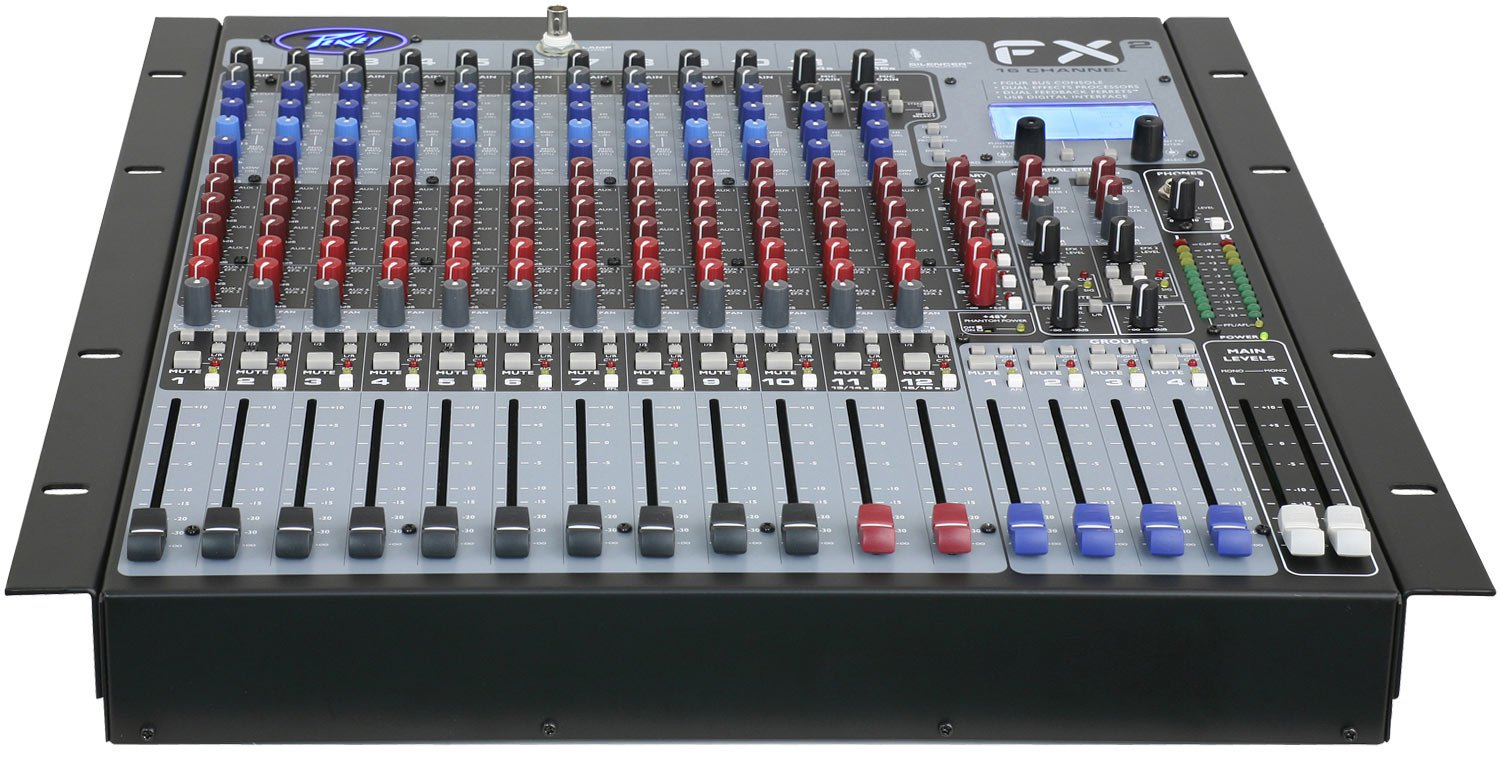16-Channel Mixer