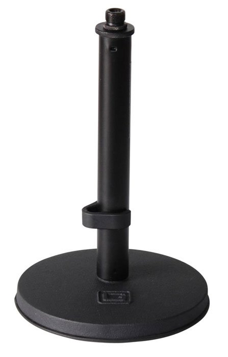 Frameworks Desktop Microphone Stand with Weighted Base