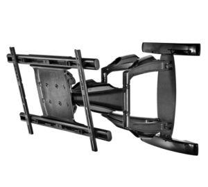 "Indoor/Outdoor Corrosion-Resistant Articulating Wall Mount for 37""-63"" Flatscreen Displays"
