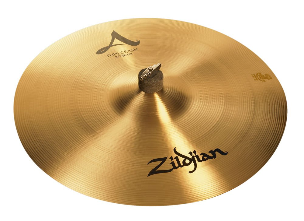 "19"" A-Series Thin-Crash Cymbal"