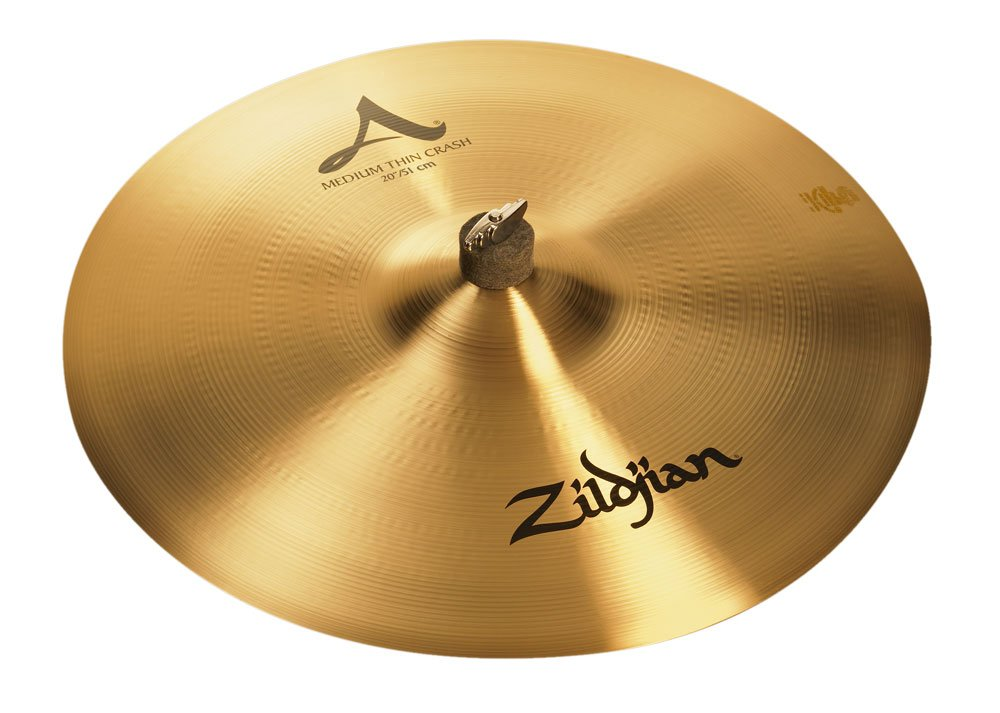 "20"" A-Series Medium Thin Crash Cymbal"