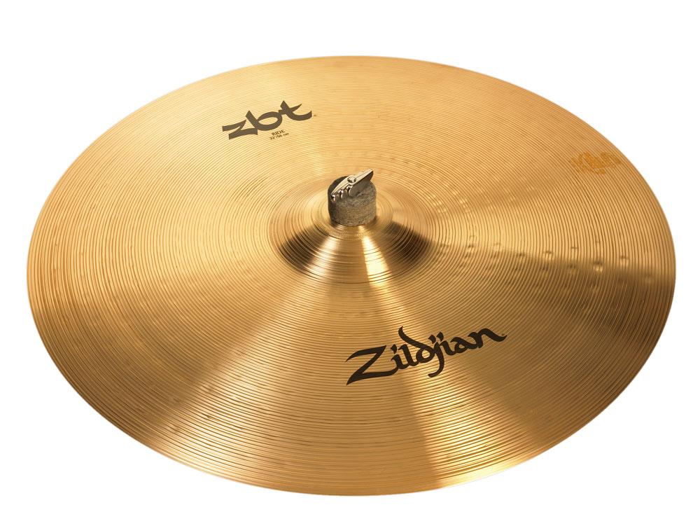 "22"" ZBT-Series Ride Cymbal"