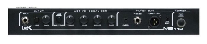 """200W 1x12"""" Bass Combo Amplifier"""