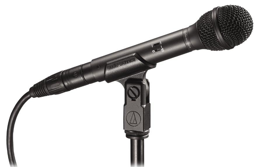 Handheld Hypercardioid Condenser Vocal Microphone