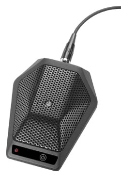 Cardioid Condenser Boundary Microphone