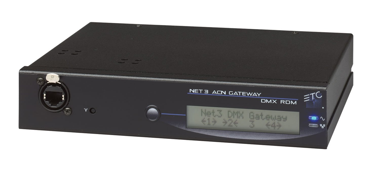 Net3 Front Panel DMX Kit