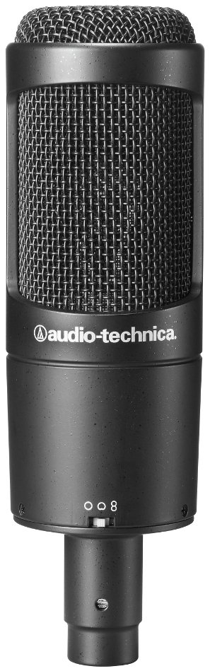 Large Diaphragm Multipattern Condenser Microphone