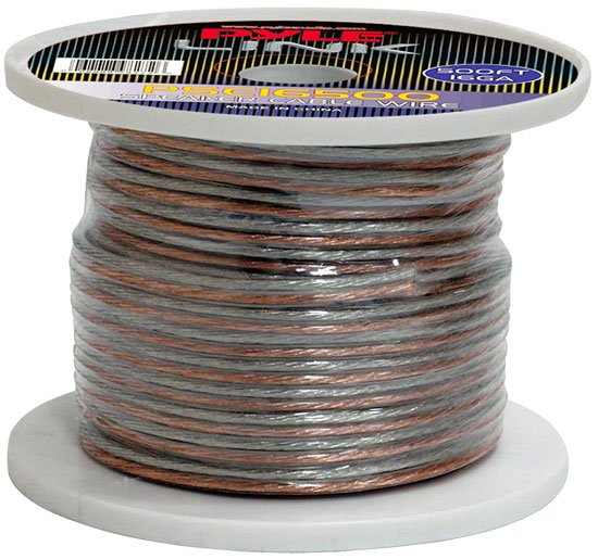 500 ft. Spool of 16 AWG Speaker Wire