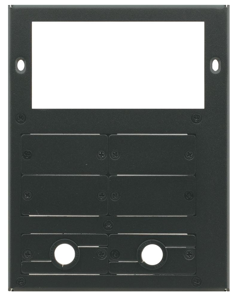 Inner Frame for TBUS-1AXL (1 Double Power, 6 Insert Slots)