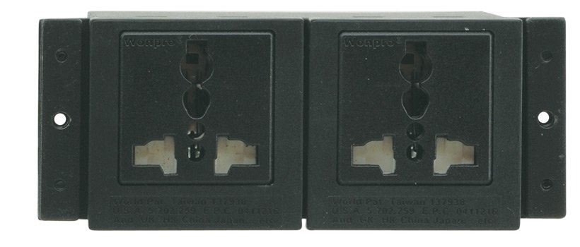 TBUS Dual Power Socket - USA
