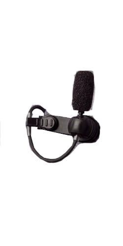 B2 Lavalier Microphone for Audio-Technica wireless, Black