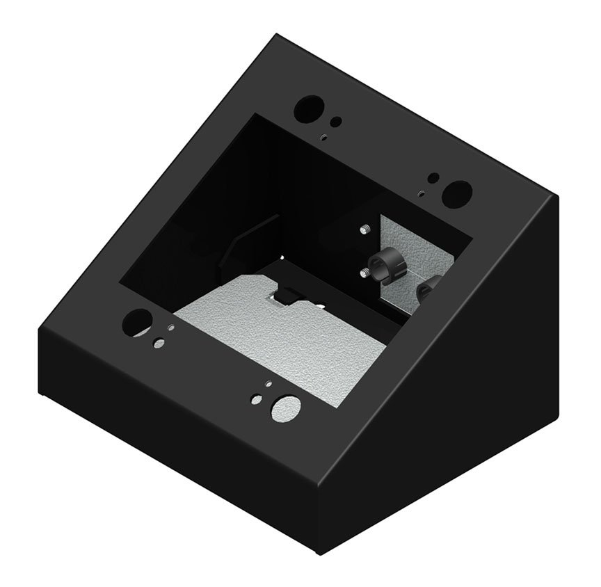 2 Gang Desktop Mounting Box