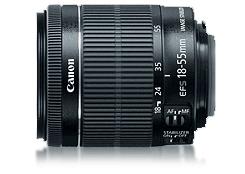 EF-S 18-55mm f/3.5-5.6 IS STM