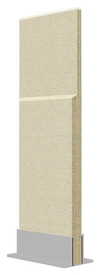 2 x 6 ft Absorbtion Panels in Sandstone