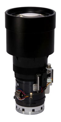 5.5-8.56:1 Ultra-Long Throw Zoom Lens for IN5550 Series Projectors