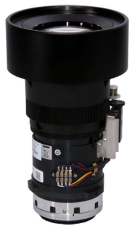 3.71-5.57:1 Long Throw Zoom Lens for IN5550 Series Projectors