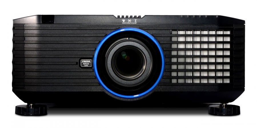 7000 Lumens WXGA Large Venue Projector without Lens