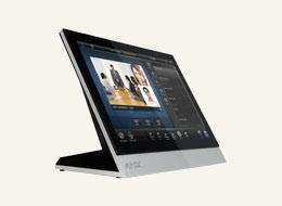 Modero X Tabletop Interface