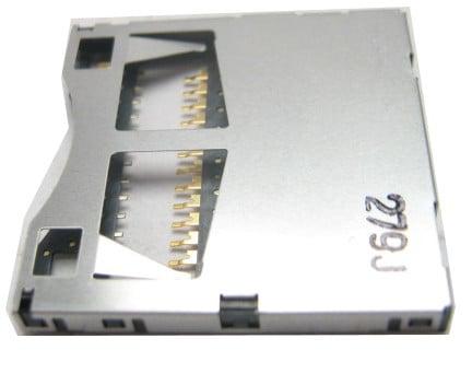 Panasonic Camcorder SD Connector