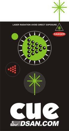 Green Laser Transmitter