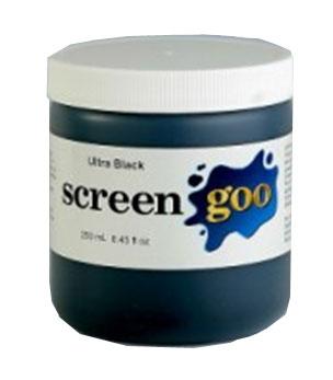 Goo Systems GOO-4606  Ultra Black Trim, 1000ml GOO-4606