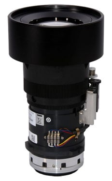 1.3-1.85:1 Wide Zoom Lens for IN5550 Series Projectors