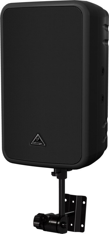 80-Watt Active Speaker in Black