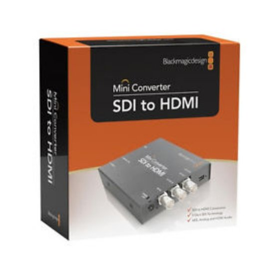 SDI to HDMI Mini Converter