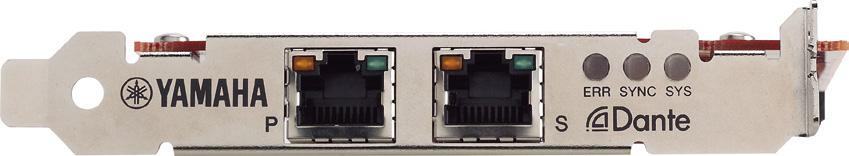 AIC128 Nuage Digital High Speed Interface