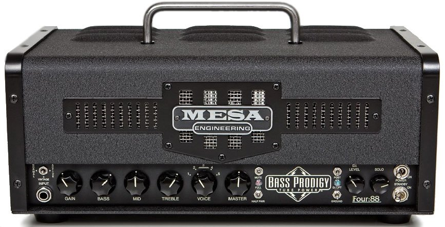 250W Lunchbox Tube Bass Amplifier Head