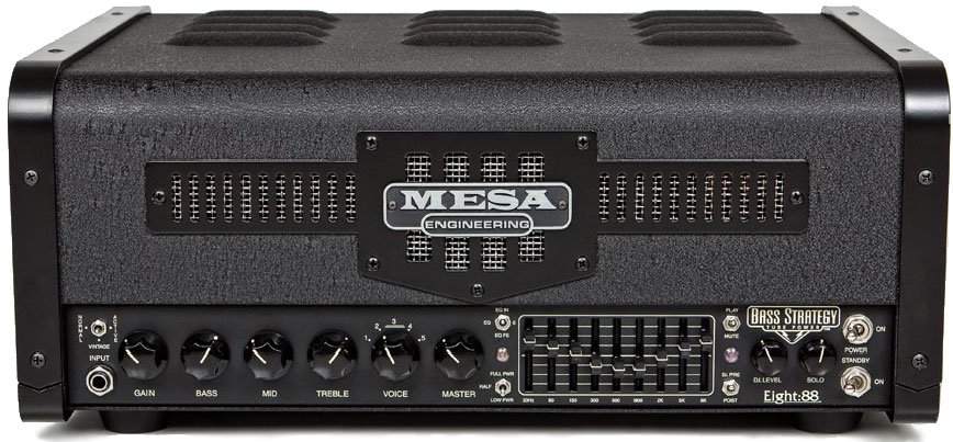 465W Tube Bass Amplifier Head