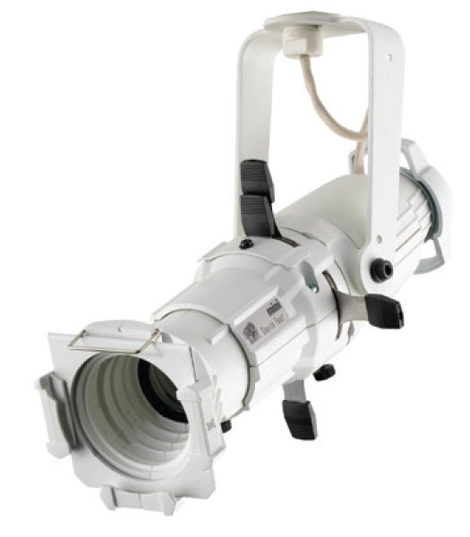 ETC/Elec Theatre Controls 4M19-1 Source Four Mini Portable in White, 19° Lens 4M19-1