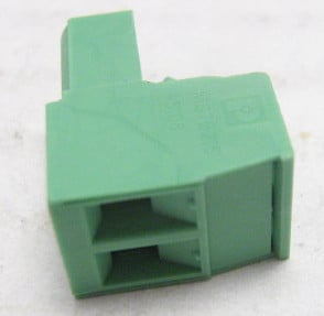 Combicon Series 2-Contact Phoenix Connector with 2-Contact Screw Terminated Plug, 5.08mm Pitch