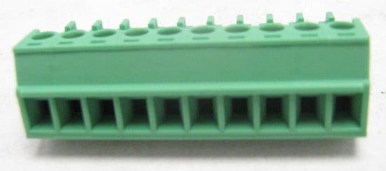 3.81 mm 10 Contact Phoenix Connector
